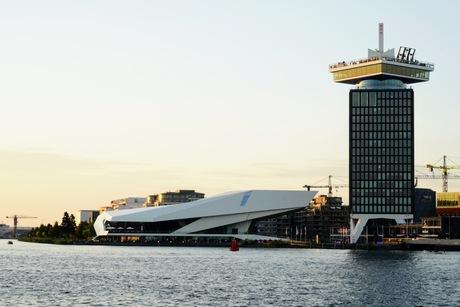 Filmmuseum en Amsterdamtoren