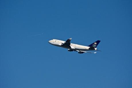 Saudi Arabia Cargo 747