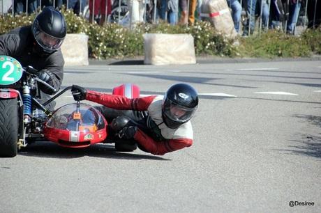 Acrobaat of coureur..?