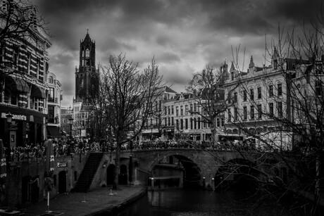 Donkere dagen in Utrecht