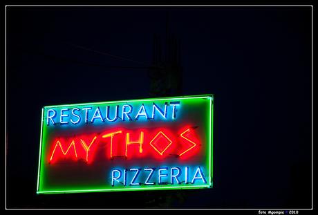 Nightlife on Crete