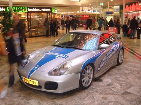 Porsche NFS Most Wanted