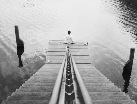 All alone - [Analoog]