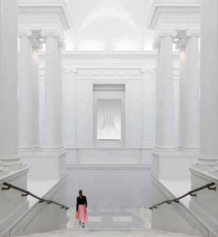 In het museum - - - foto door maurits-1_zoom op 06-03-2021 - deze foto bevat: gebouw, museum, belgie