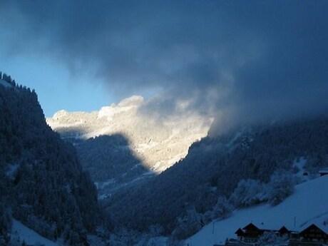 Landschap Grindelwald