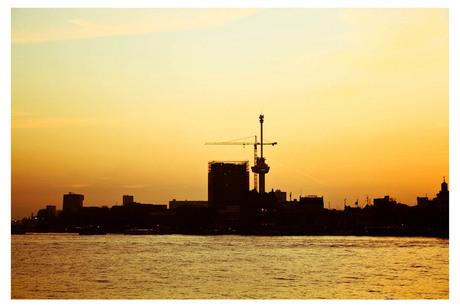 Rotterdamse avondgloren