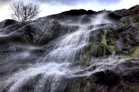 Enniskerry Powerscourt Waterfall