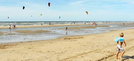 Kites@Zandvoort in kleur