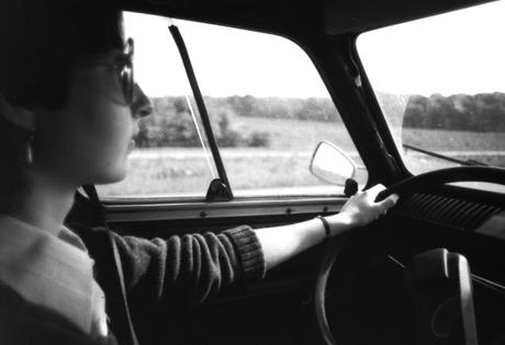 en route avec la Diane