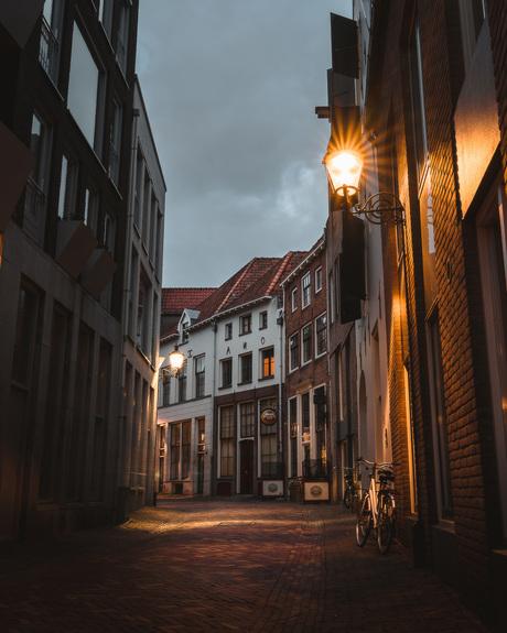 Zijstraat Deventer