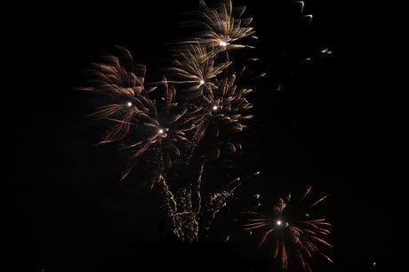 vuurwerk in Nieuwegein