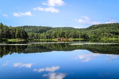 Meertje in Noorwegen