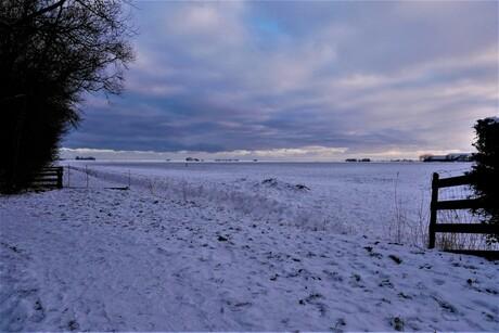 Sneeuwlandschap 2