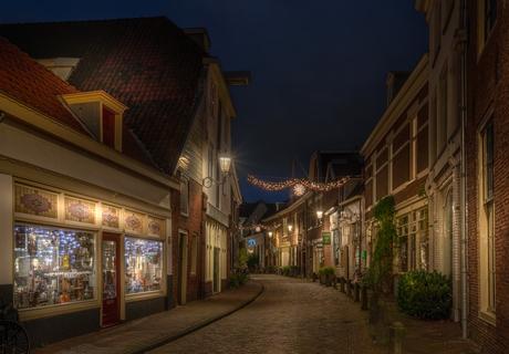 Amersfoort at Night