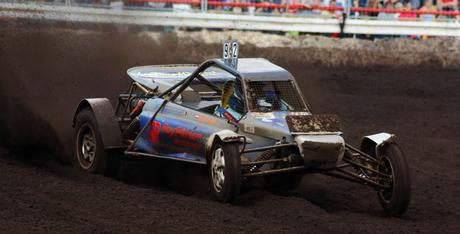 Autocross Rutenbrock 2011; Roy Pähler