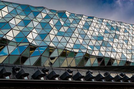 Havenhuis - - - foto door Ghari op 21-01-2020 - deze foto bevat: lijnen, architectuur, gebouw, antwerpen