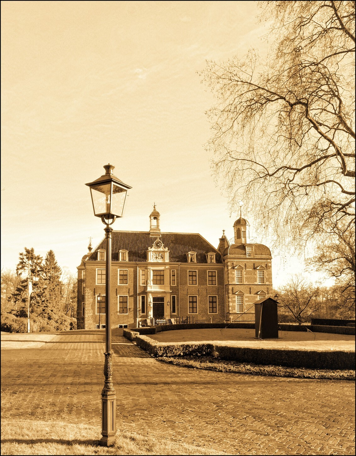 Kasteel Ruurlo - Tweede locatie museum More. - foto door hanshoeben51 op 26-01-2021