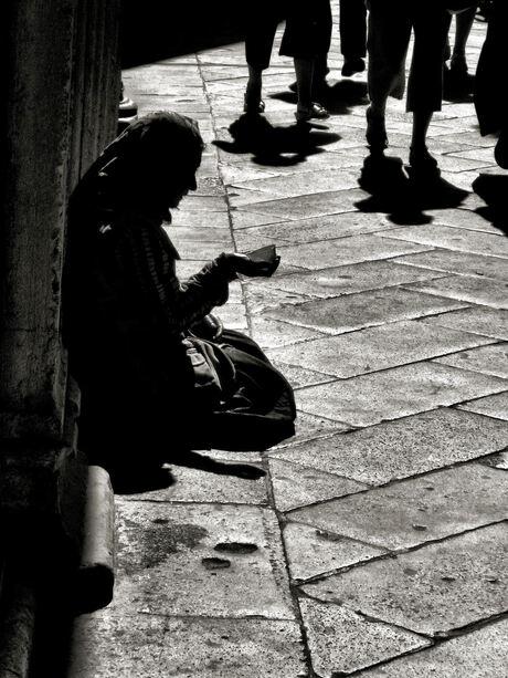 Begging (church)