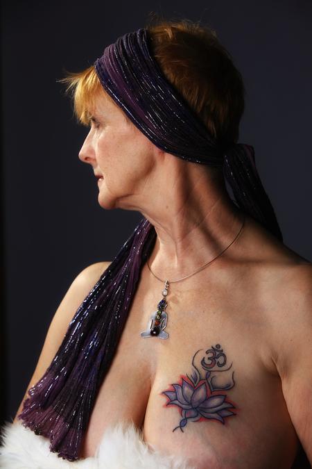 Tattoo - - - foto door MichaelJohn op 13-01-2016 - deze foto bevat: vrouw, portret, erotiek, naakt, glamour, studio, fotoshoot, artistiek