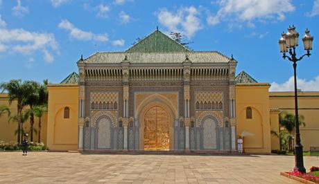 Koninklijk Paleis Rabat (Marokko)