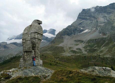 Simplonpas..Zwitserland -Wallis