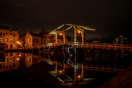 Rembrandtbrug in Leiden