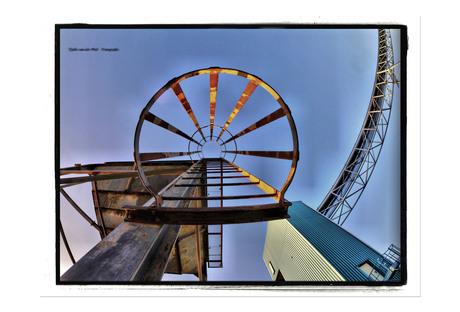 Oude silo 1