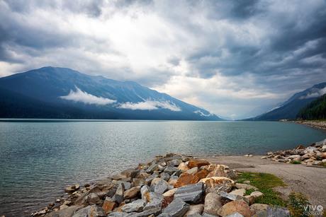 Moose Lake - Mount Robson
