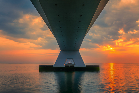 Under The Bridge #Zeelandbrug