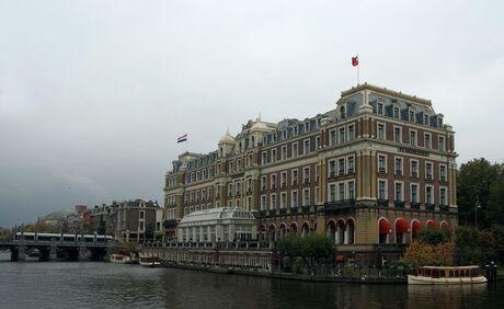 Amsterdam 4 Amstel hotel