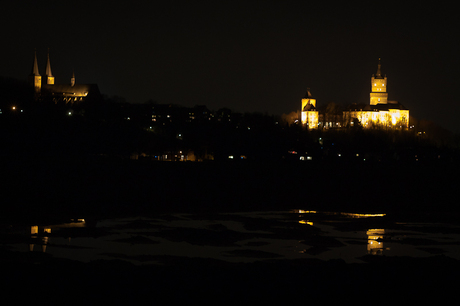 Schwanenburcht by Night too