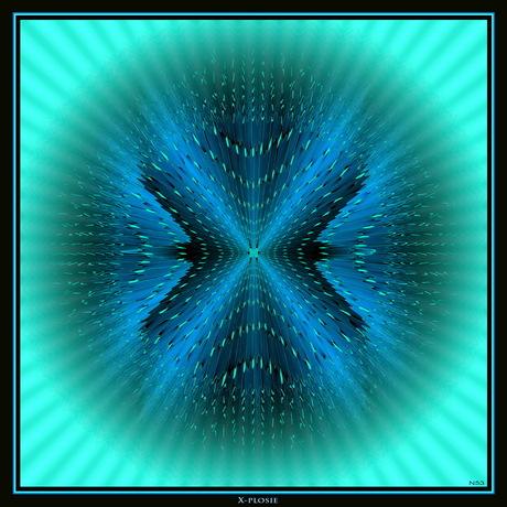 "Abstract ""X-plosie"""