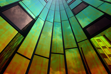 Abstract in arcitectuur