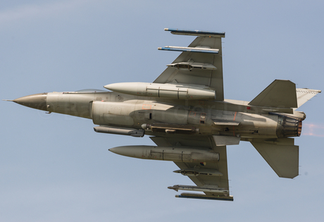 F-16A Block 20 MLU RNLAF J-063