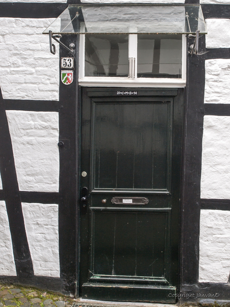 Monschau deur 3