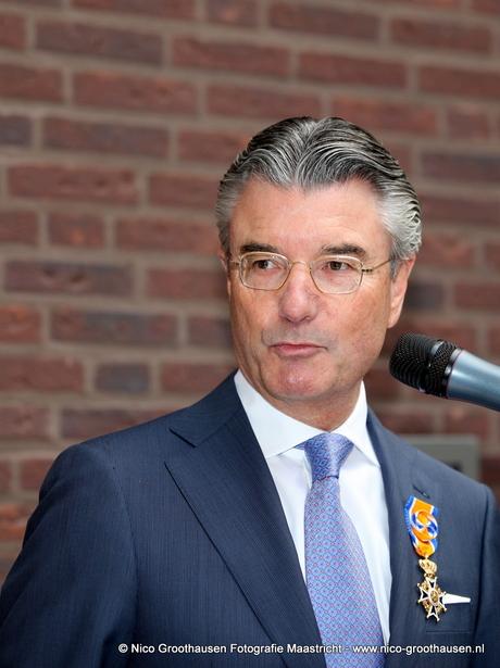Hotelier Camille Oostwegel