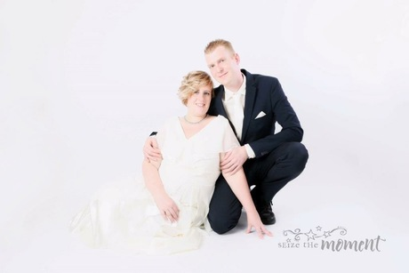 My first wedding couple