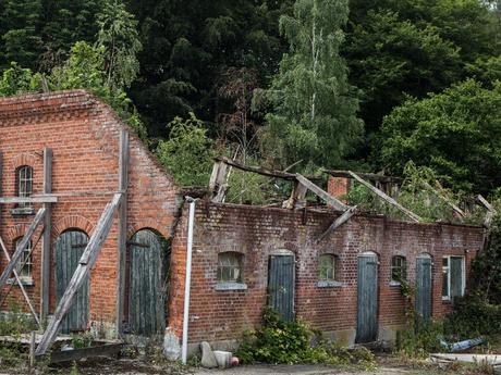 Oude boeren schuur omgeving Oldenzaal