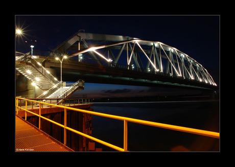 Fietsbrug I Nijmegen
