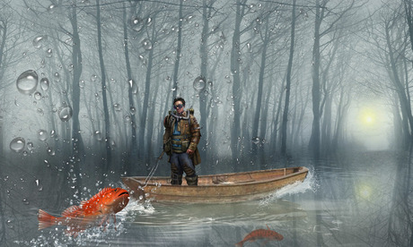 De visser