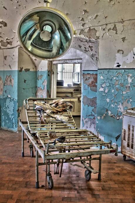 Het gevangenis leven