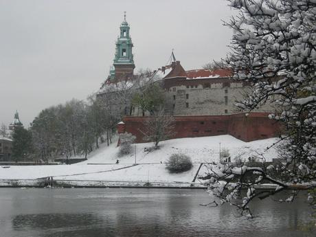 Kasteel Wavel in Krakow Polen.jpg