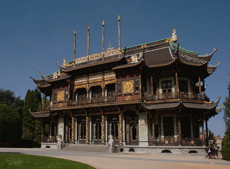 Chinees paviljoen Brussel