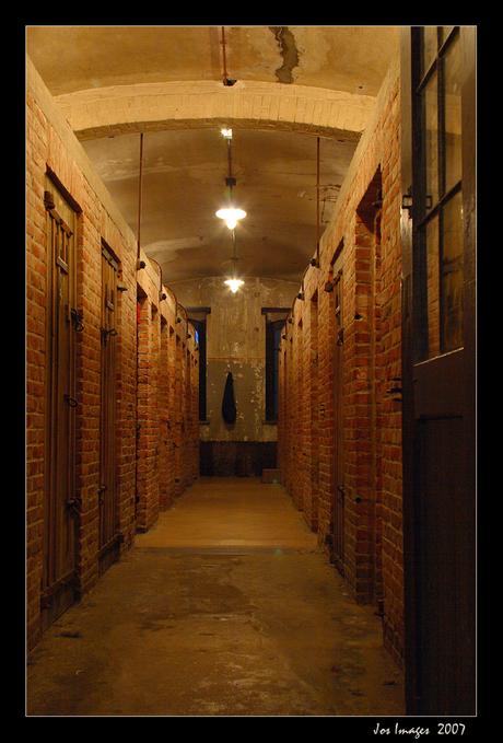 Fort Breendonk - de cellen
