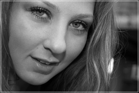 Michelle close-up
