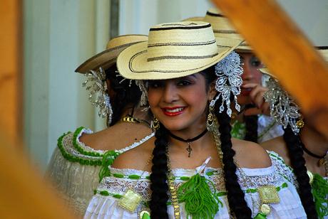 danseres uit Panama