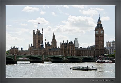 """""""It's London Baby"""""""