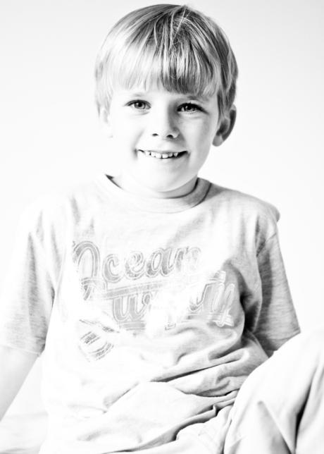Mijn neefje...