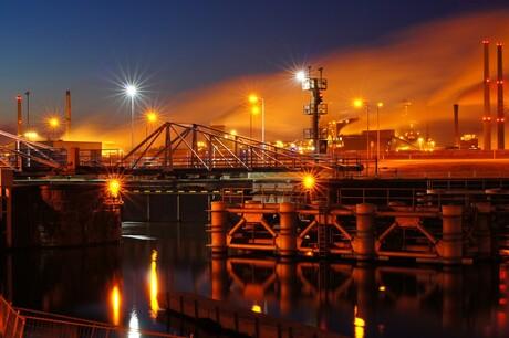 Nacht in IJmuiden