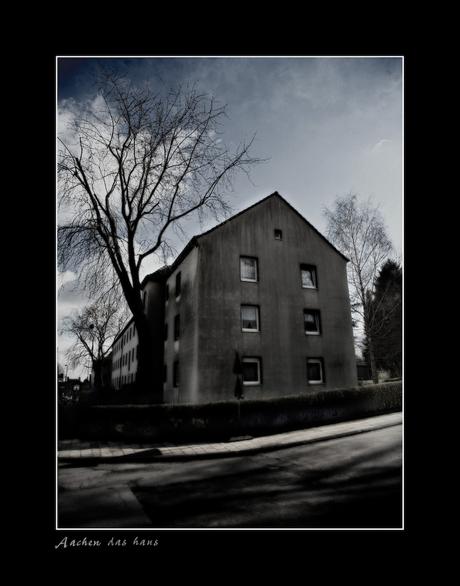 Aachen, das Haus